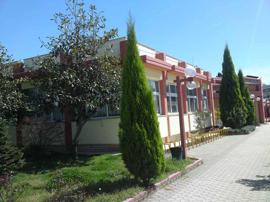 Municipal Theater and KAPI of Chrysoupolis