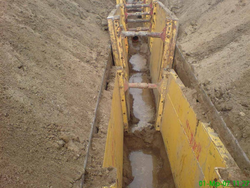 Water supply, irrigation, rainwater, drainage projects